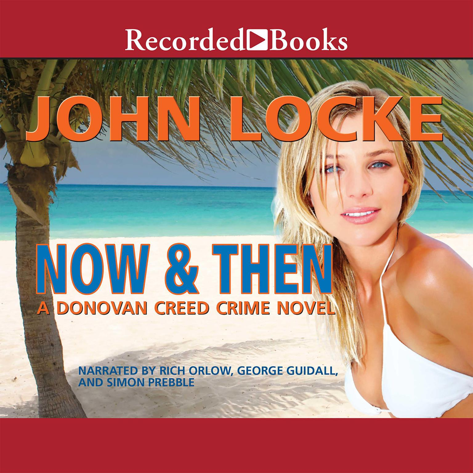 Printable Now & Then Audiobook Cover Art