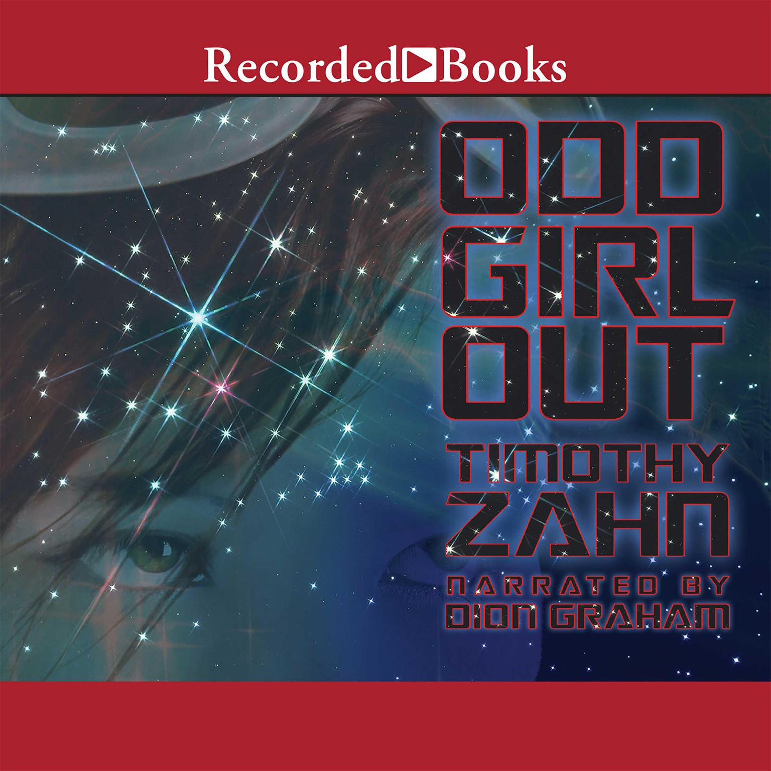 Printable Odd Girl Out Audiobook Cover Art