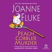 Peach Cobbler Murder, by Joanne Fluke