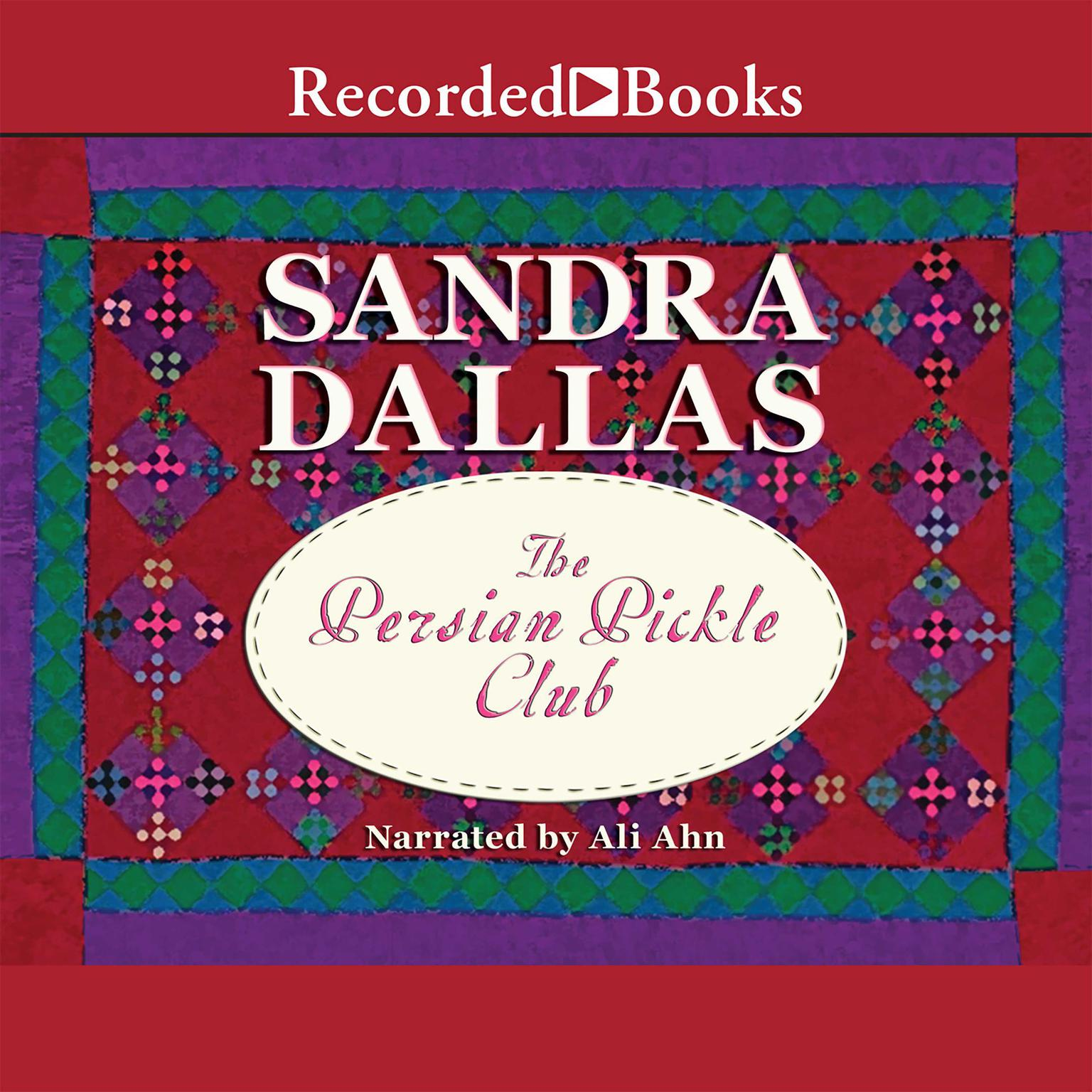 Printable The Persian Pickle Club Audiobook Cover Art