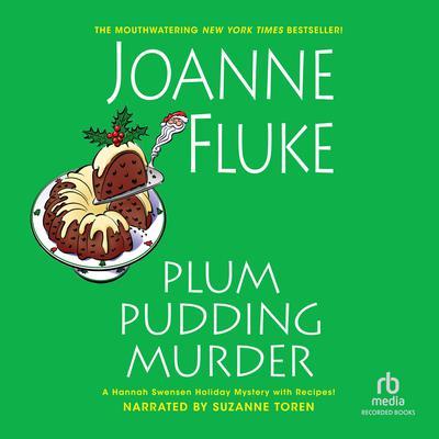 Plum Pudding Murder Audiobook, by Joanne Fluke