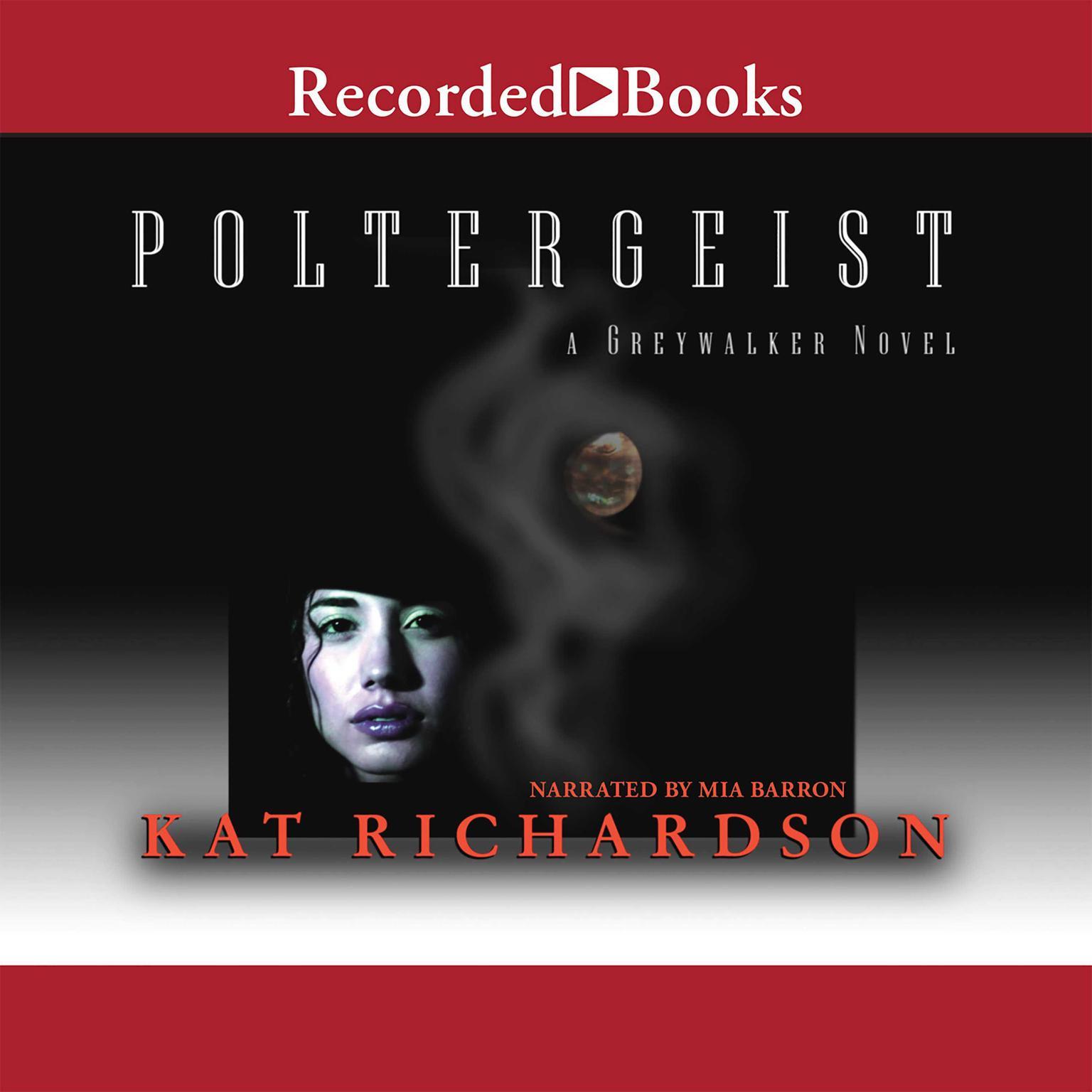 Printable Poltergeist Audiobook Cover Art