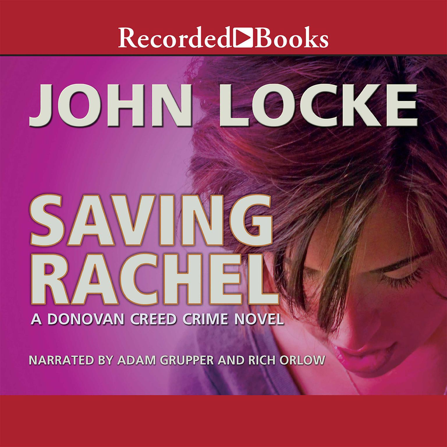 Printable Saving Rachel Audiobook Cover Art