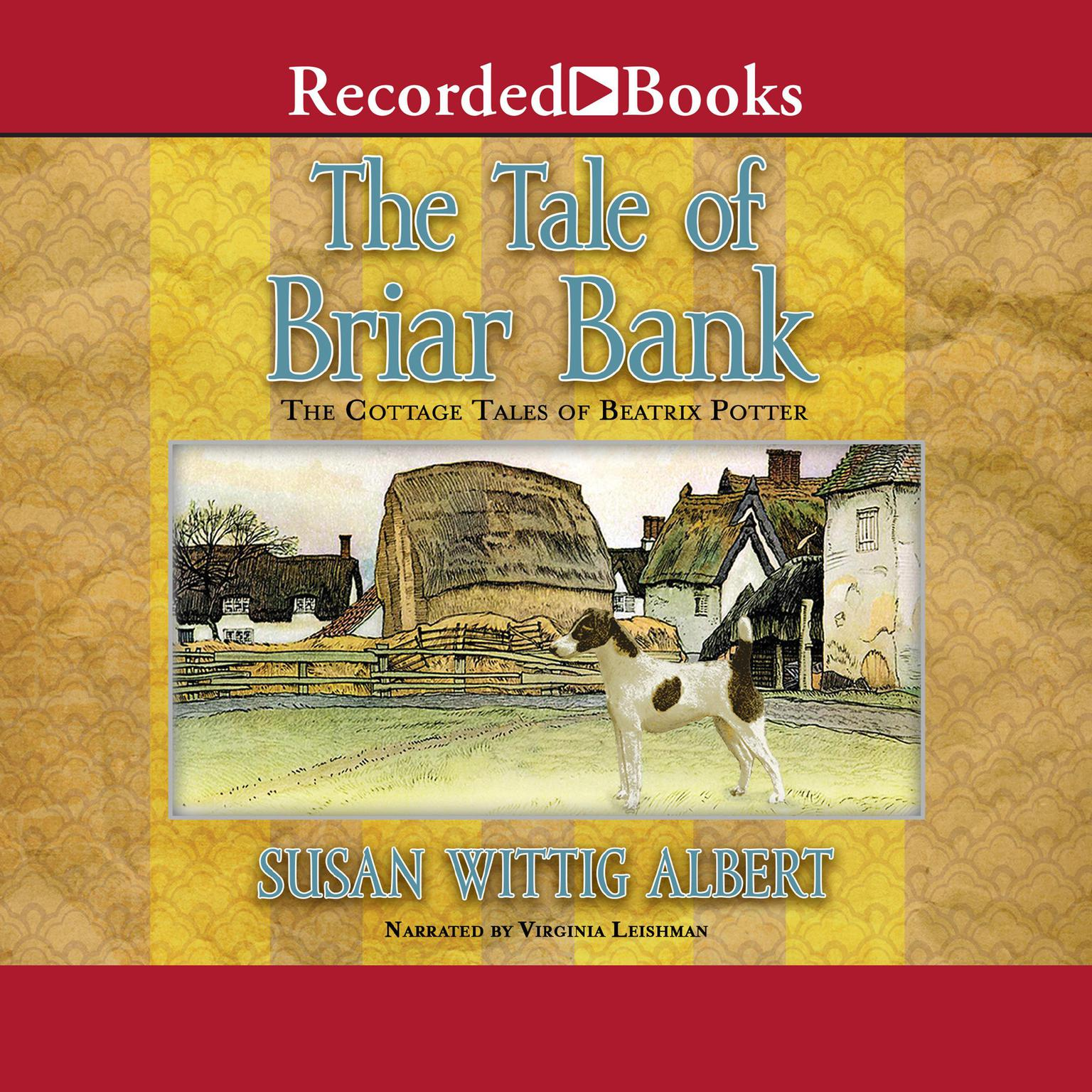 Printable The Tale of Briar Bank Audiobook Cover Art