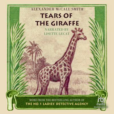Tears of the Giraffe Audiobook, by