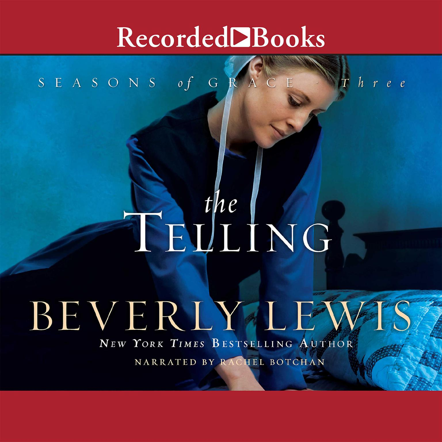Printable The Telling Audiobook Cover Art