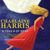 A Touch of Dead Audiobook, by Charlaine Harris