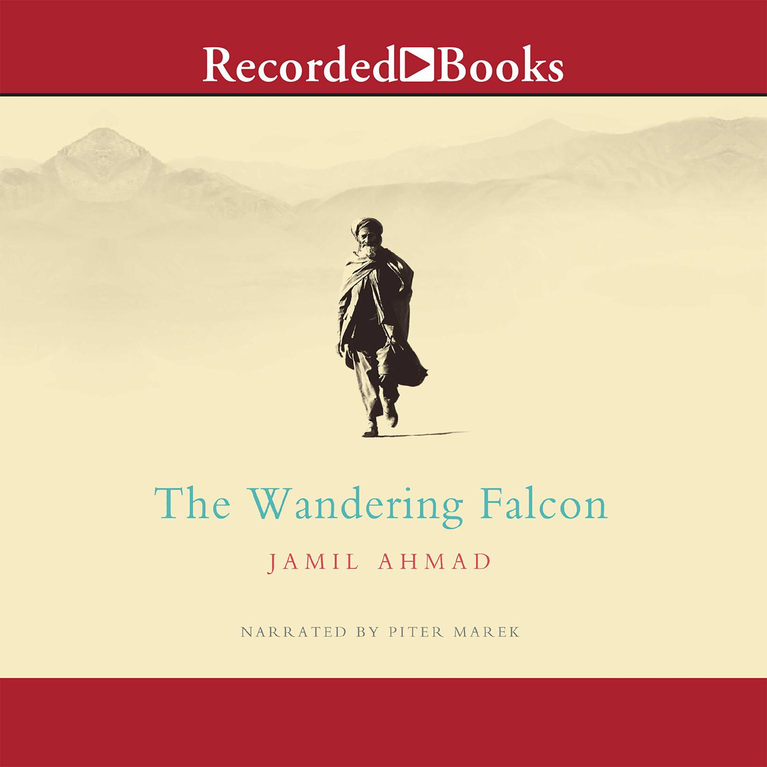 Printable The Wandering Falcon Audiobook Cover Art