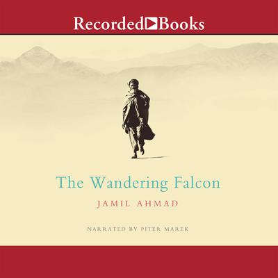 The Wandering Falcon Audiobook, by Jamil Ahmad