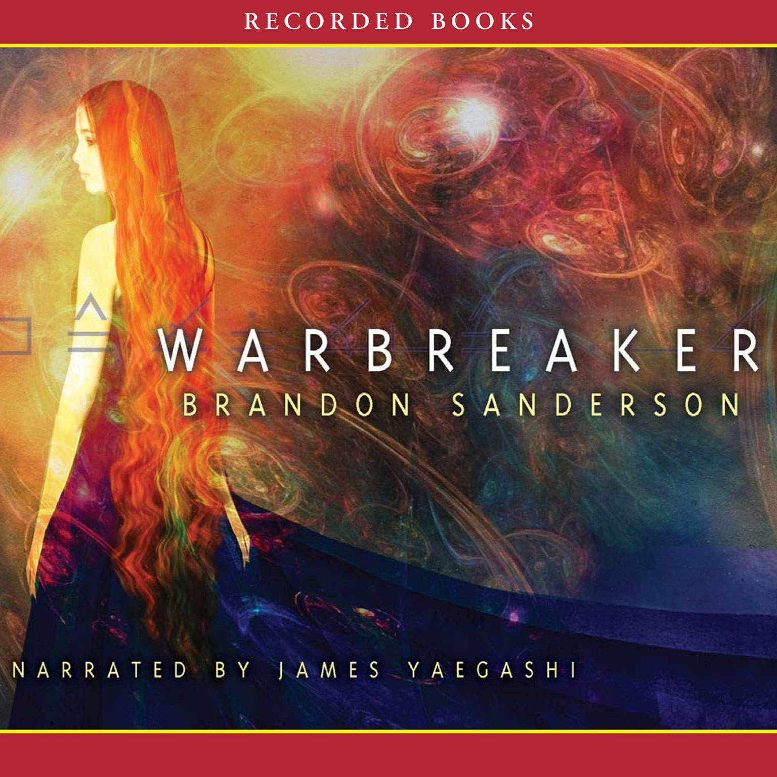 Printable Warbreaker Audiobook Cover Art