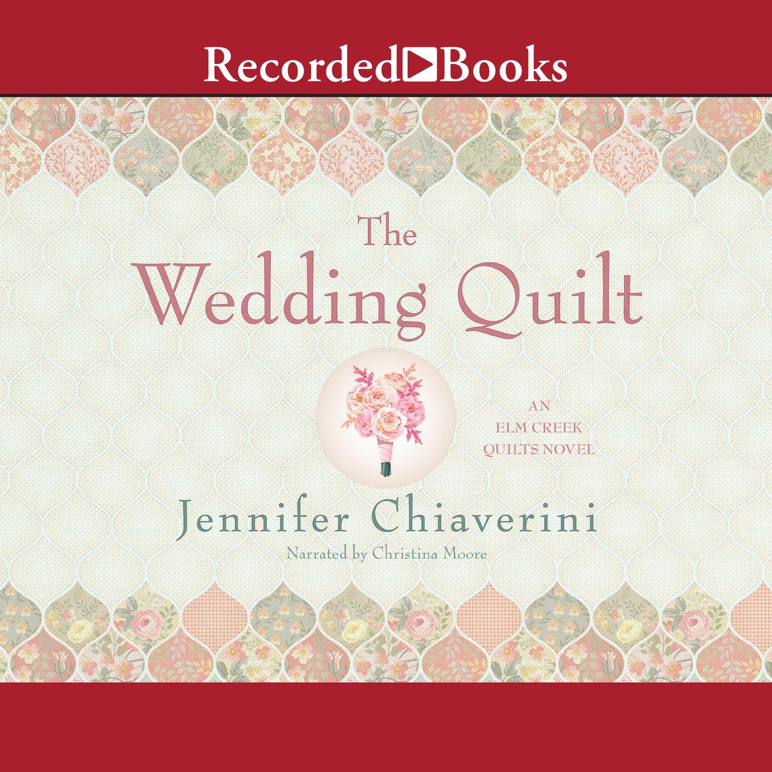 Printable The Wedding Quilt Audiobook Cover Art