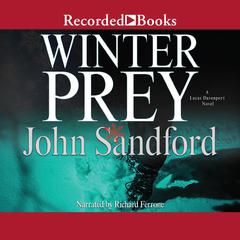 Winter Prey Audiobook, by John Sandford