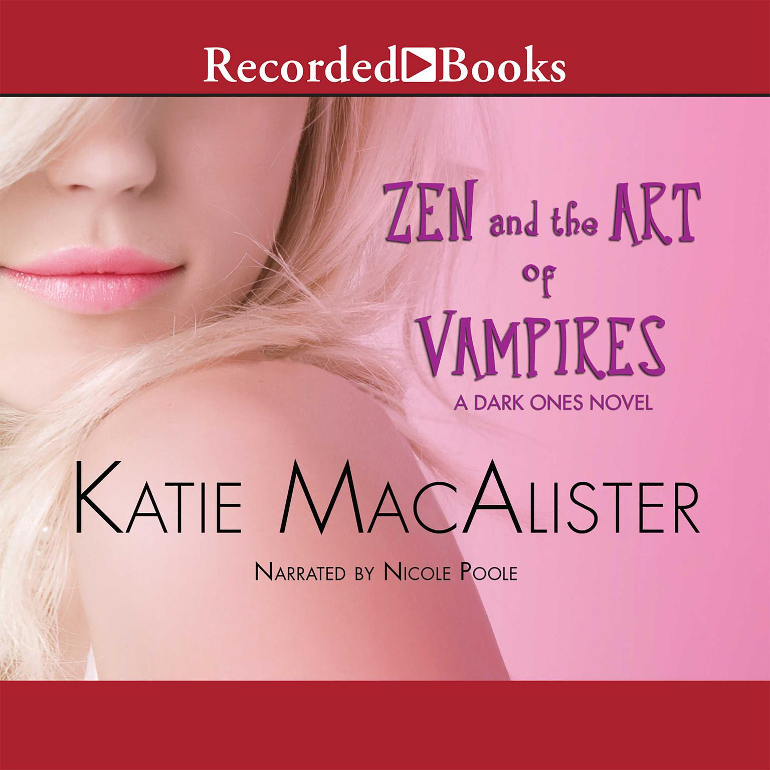 Printable Zen and the Art of Vampires Audiobook Cover Art