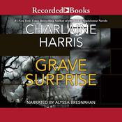 Grave Surprise Audiobook, by Charlaine Harris