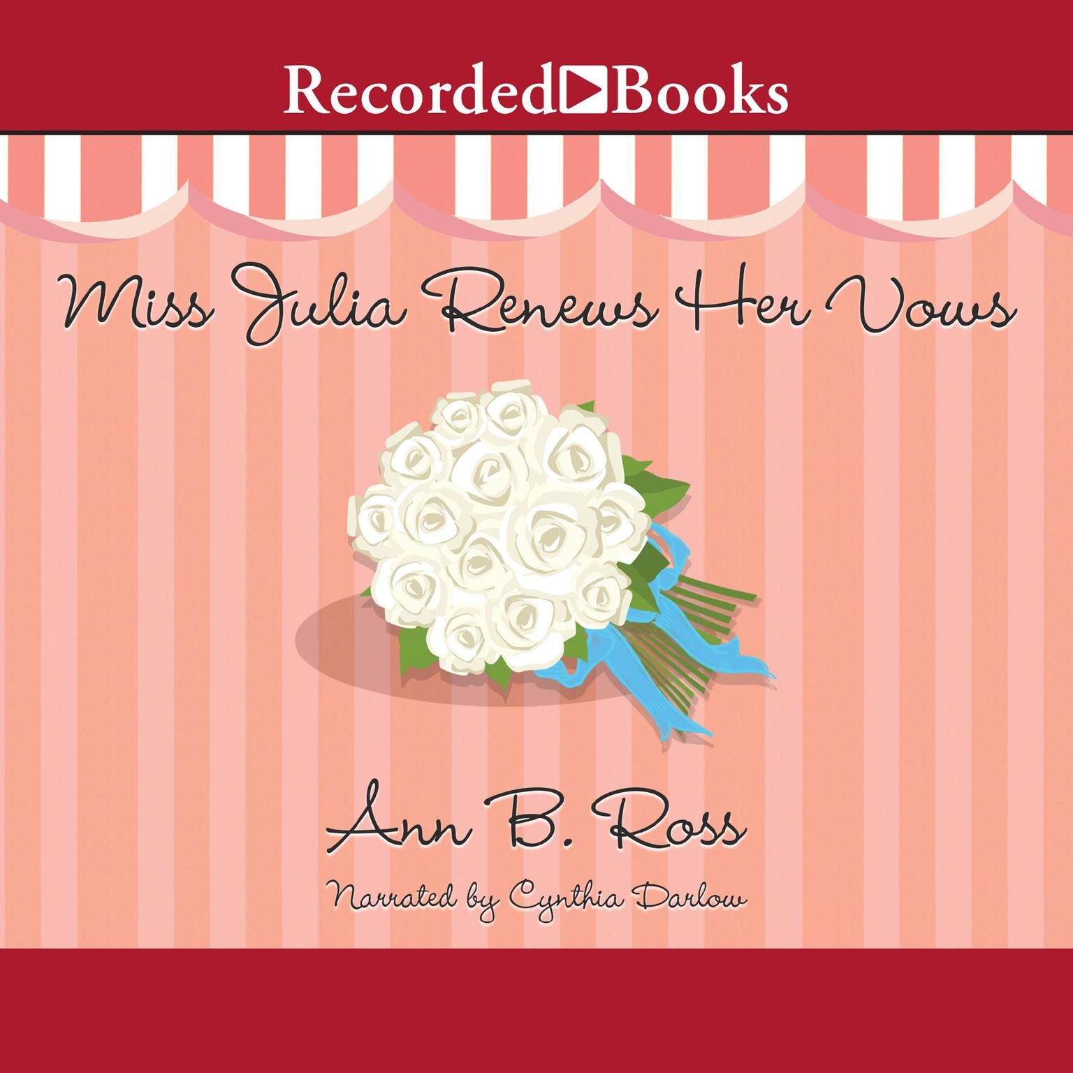 Printable Miss Julia Renews Her Vows Audiobook Cover Art