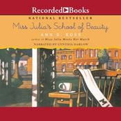 Miss Julias School of Beauty Audiobook, by Ann B. Ross