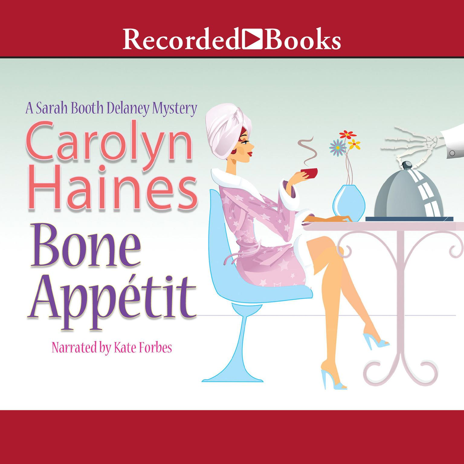 Printable Bone Appetit Audiobook Cover Art