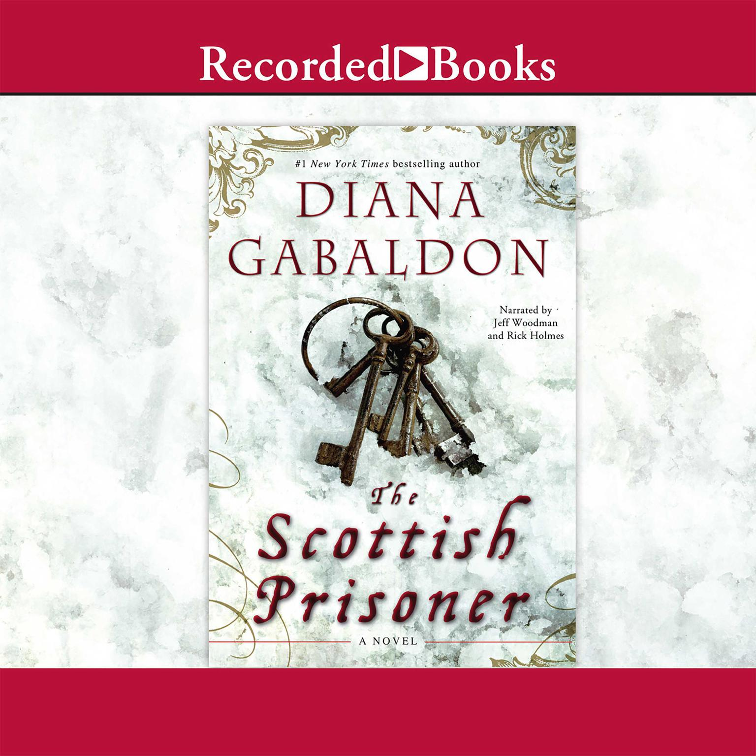 Printable The Scottish Prisoner Audiobook Cover Art