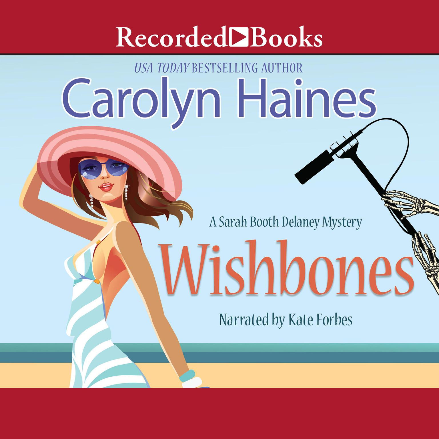Printable Wishbones Audiobook Cover Art