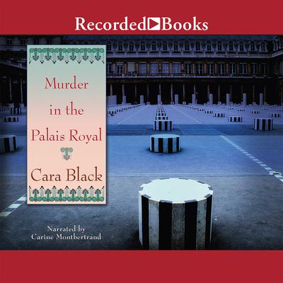 Murder in the Palais Royal Audiobook, by