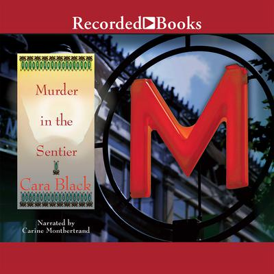 Murder in the Sentier Audiobook, by