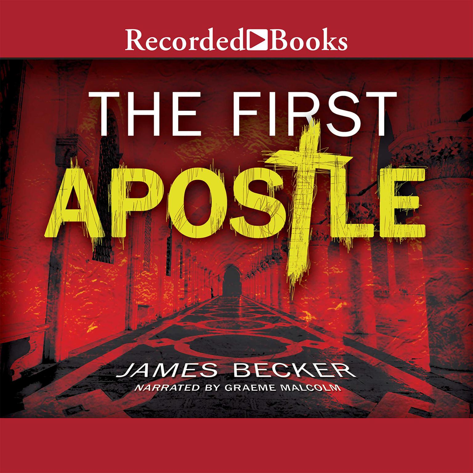 Printable The First Apostle Audiobook Cover Art