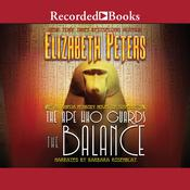 The Ape Who Guards the Balance Audiobook, by Elizabeth Peters