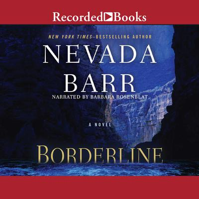 Borderline Audiobook, by Nevada Barr
