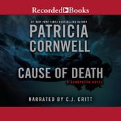 Cause of Death Audiobook, by Patricia Cornwell