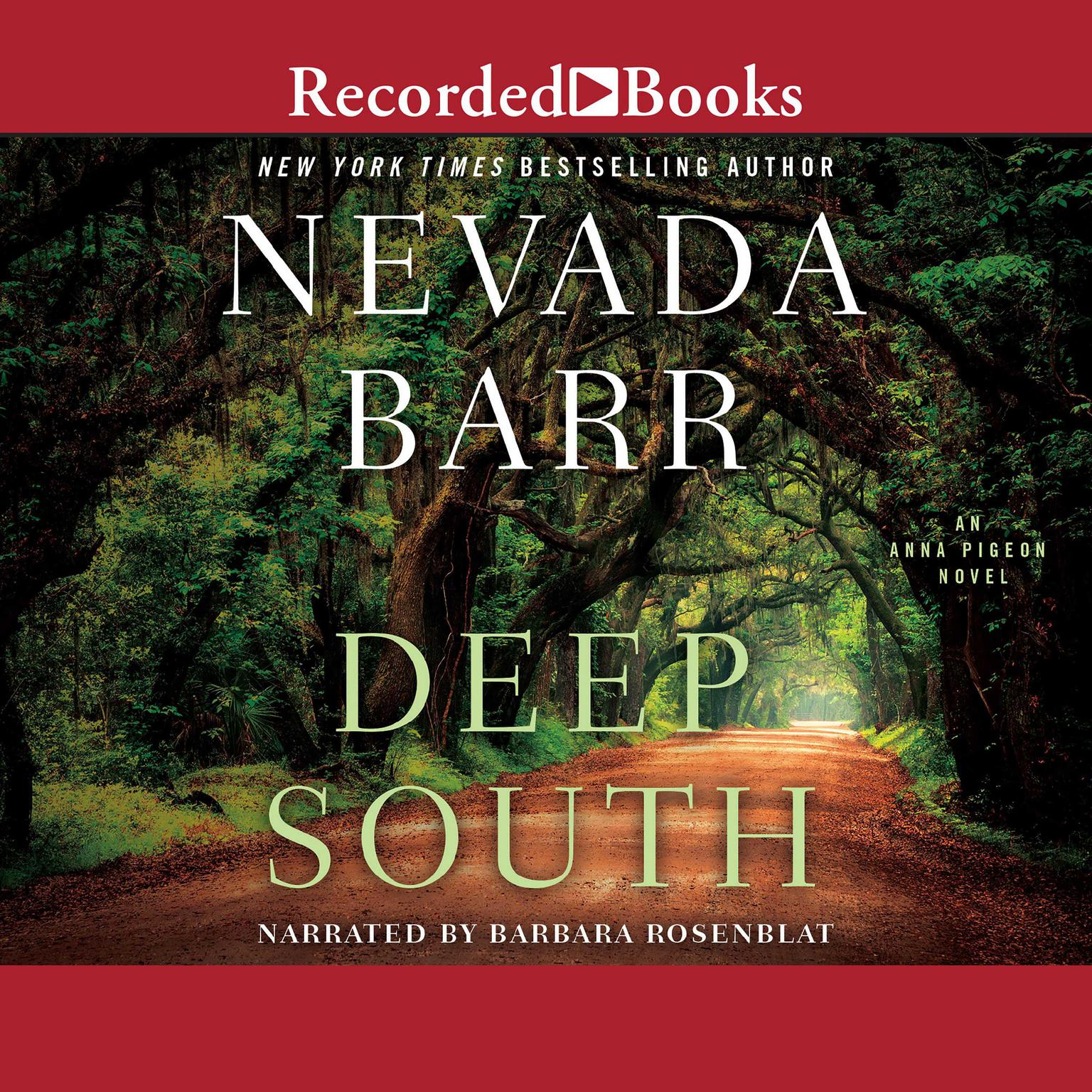 Printable Deep South Audiobook Cover Art