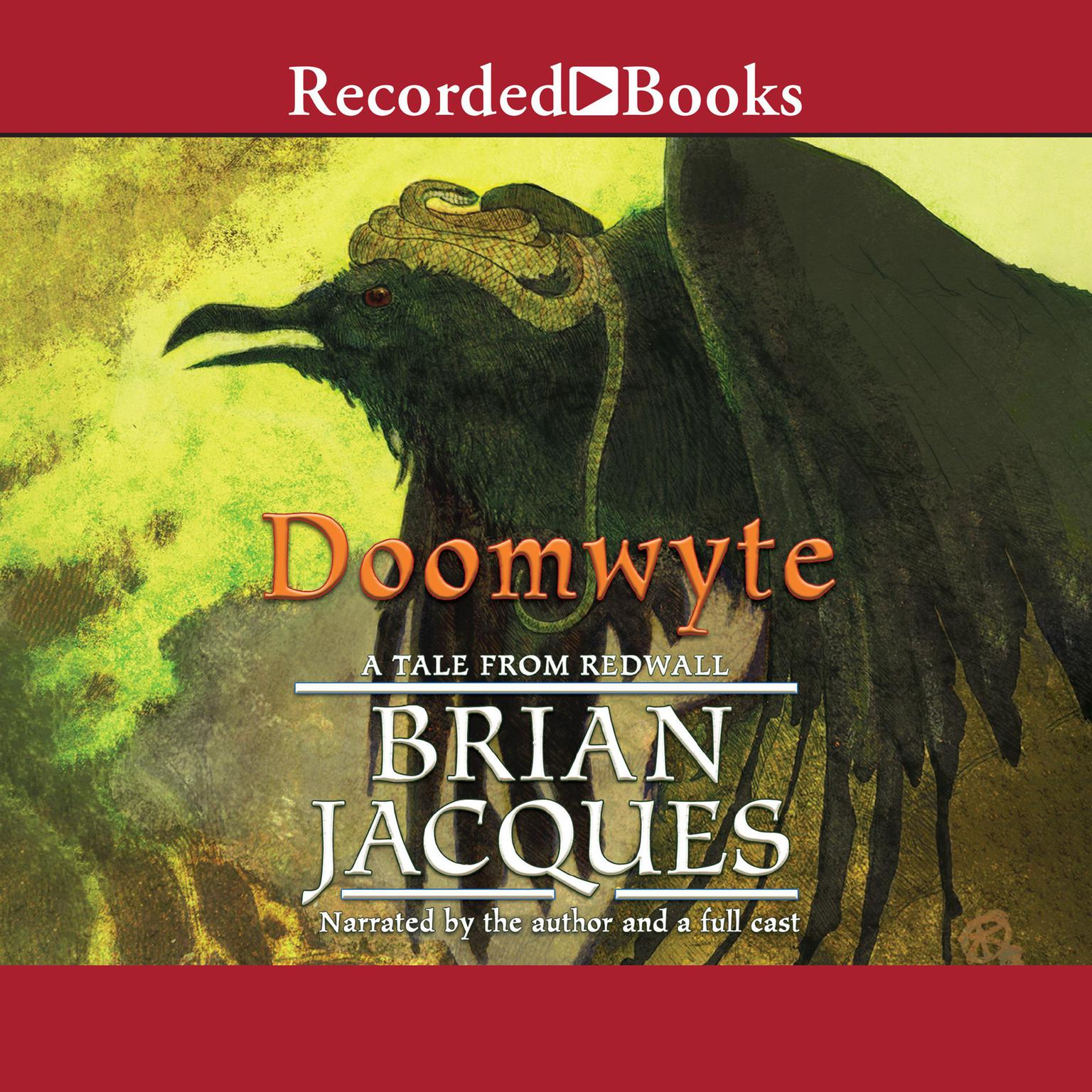 Printable Doomwyte Audiobook Cover Art