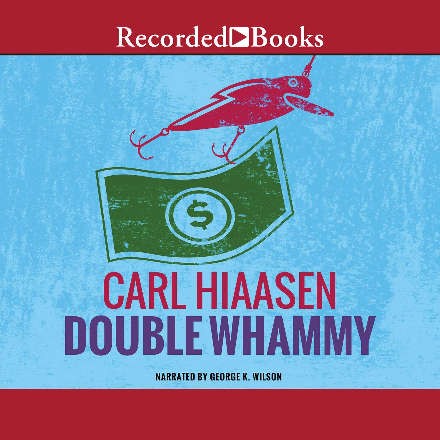 Printable Double Whammy Audiobook Cover Art
