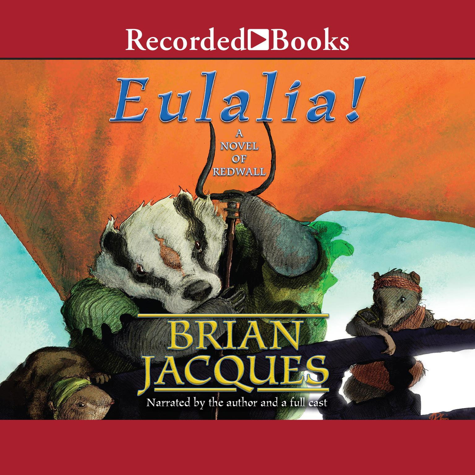 Printable Eulalia! Audiobook Cover Art
