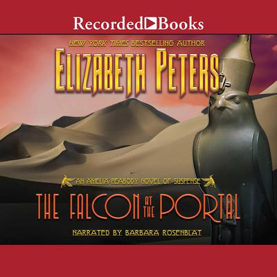 The Falcon at the Portal Audiobook, by Elizabeth Peters