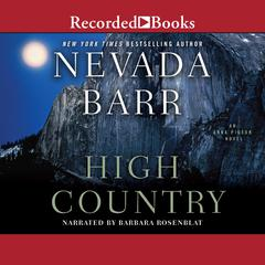 High Country Audiobook, by Nevada Barr