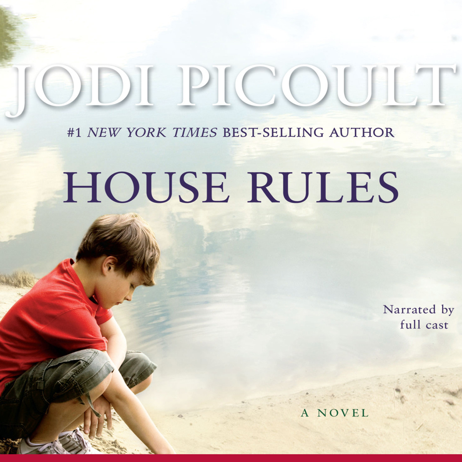 Printable House Rules Audiobook Cover Art