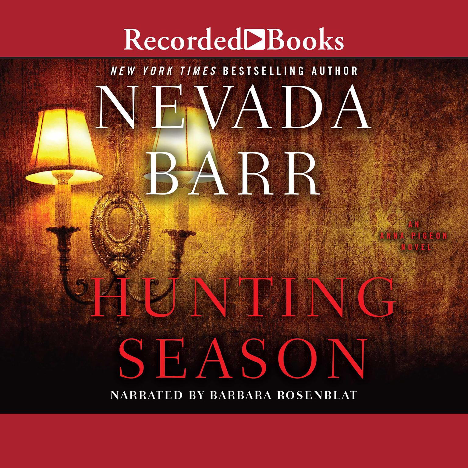 Printable Hunting Season Audiobook Cover Art