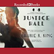 Justice Hall Audiobook, by Laurie R. King