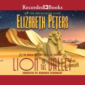 Lion in the Valley Audiobook, by Elizabeth Peters