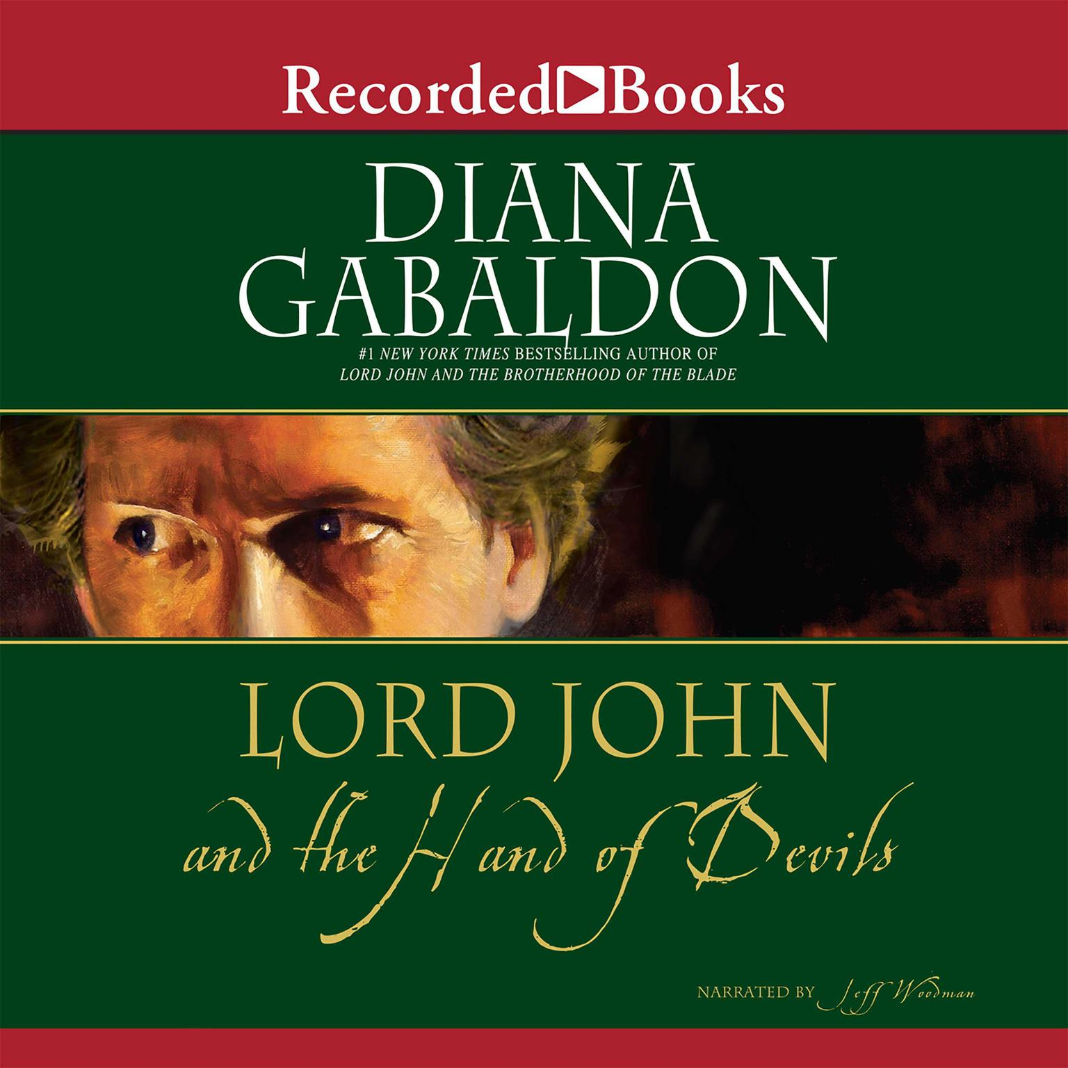 Printable Lord John and the Hand of Devils Audiobook Cover Art