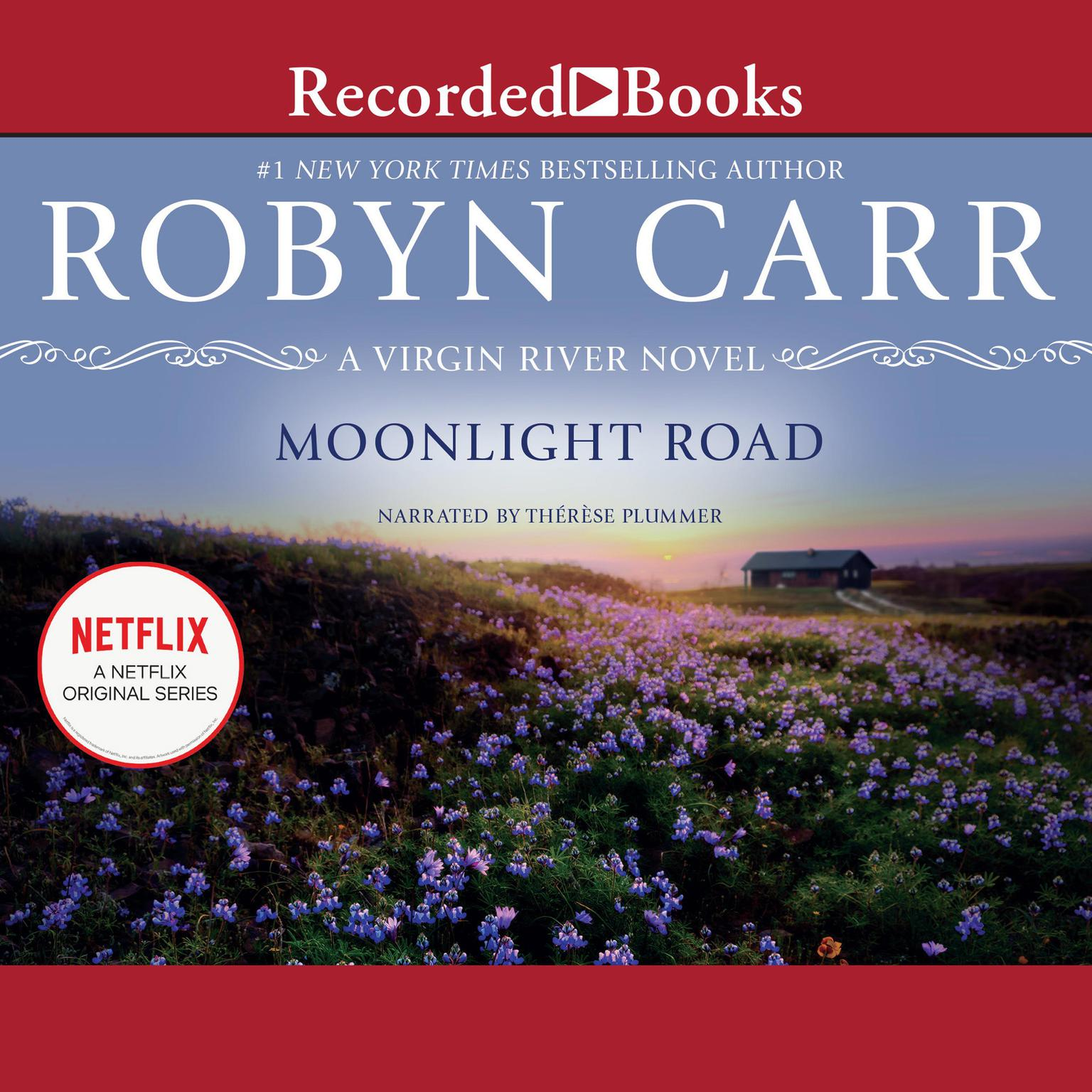 Printable Moonlight Road Audiobook Cover Art