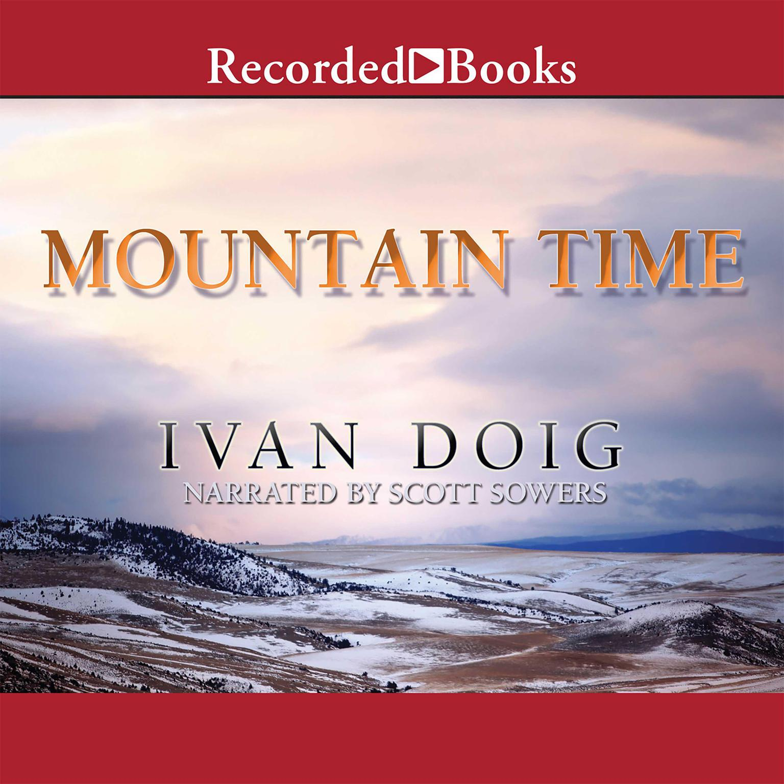 Printable Mountain Time Audiobook Cover Art