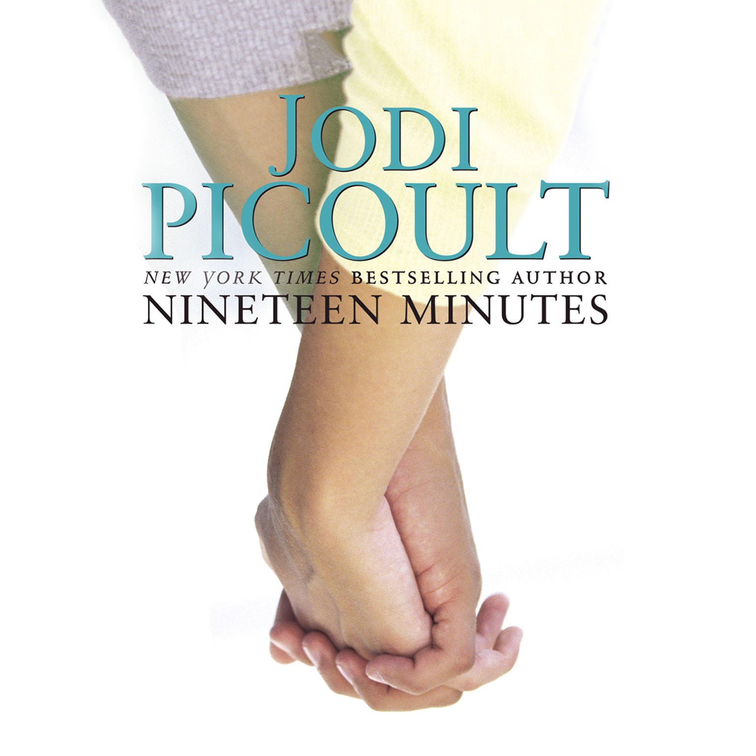 Printable Nineteen Minutes: A novel Audiobook Cover Art