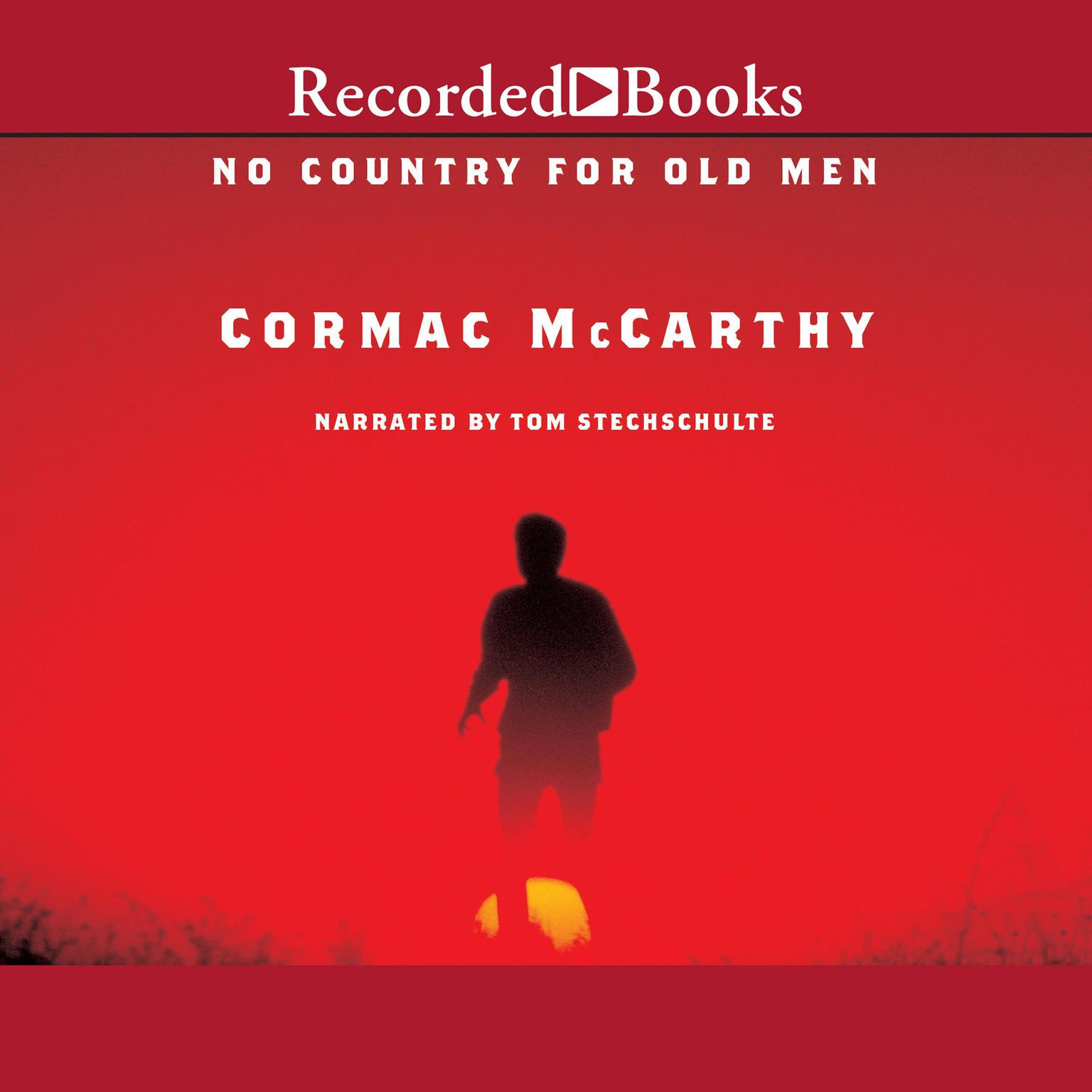 Printable No Country for Old Men Audiobook Cover Art