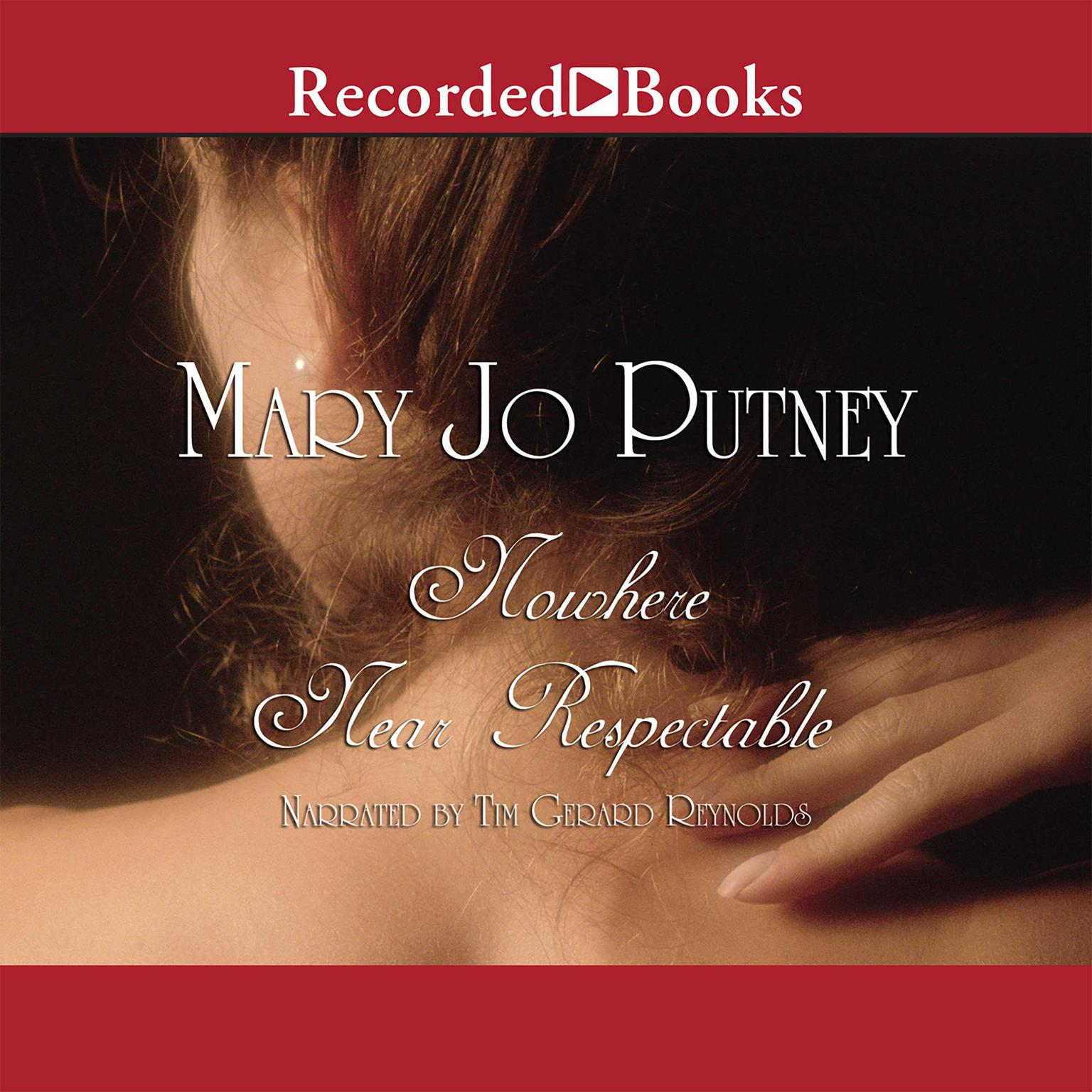 Printable Nowhere Near Respectable Audiobook Cover Art