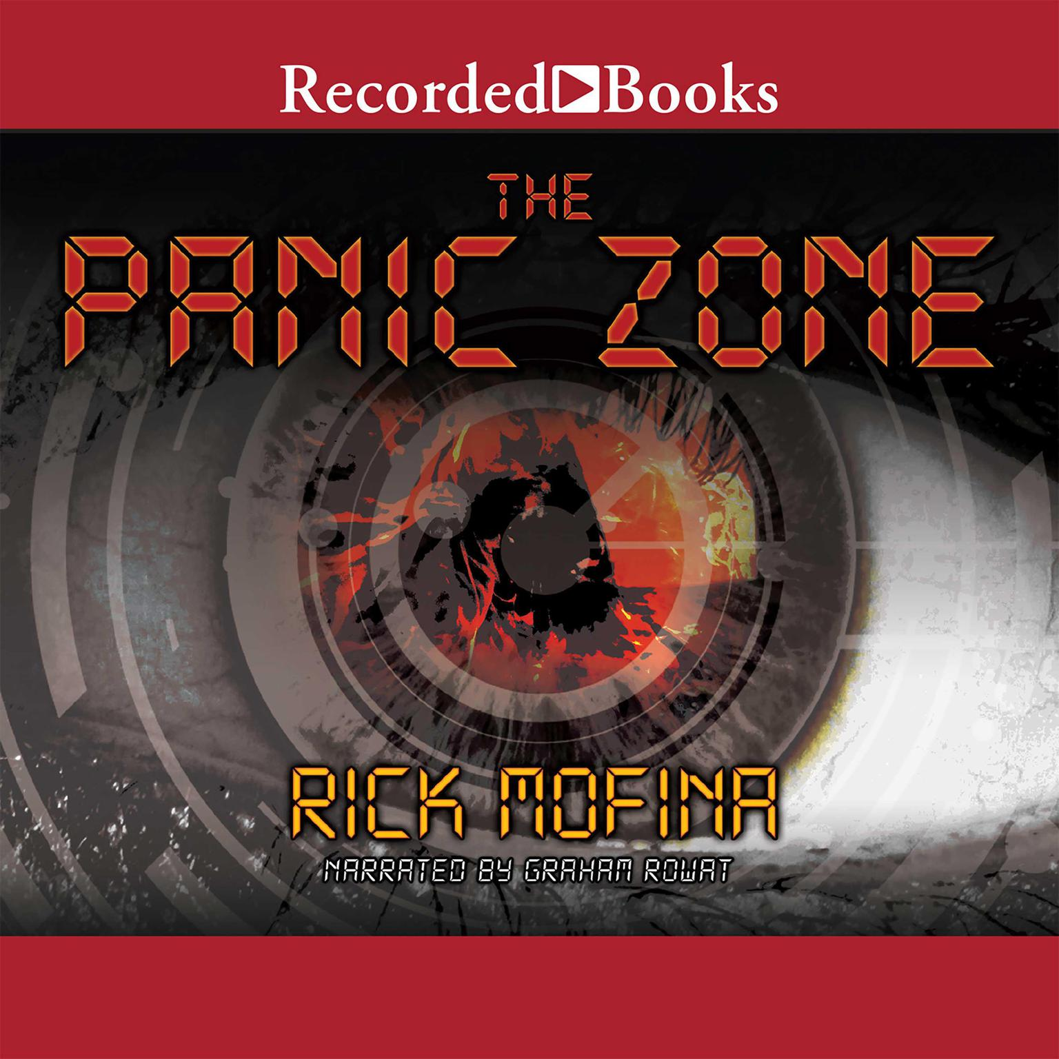 Printable The Panic Zone Audiobook Cover Art