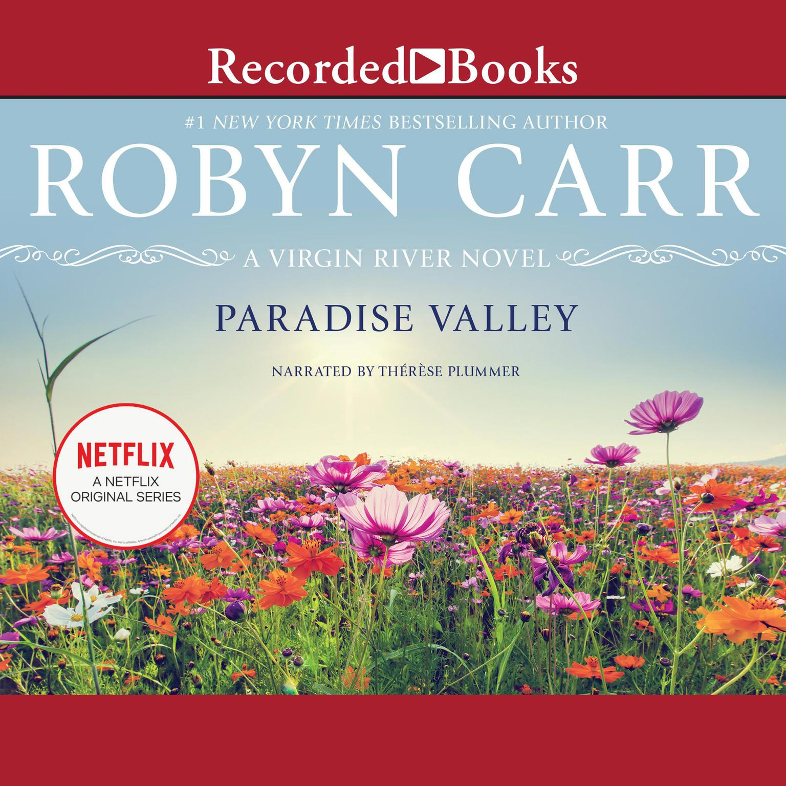 Printable Paradise Valley Audiobook Cover Art