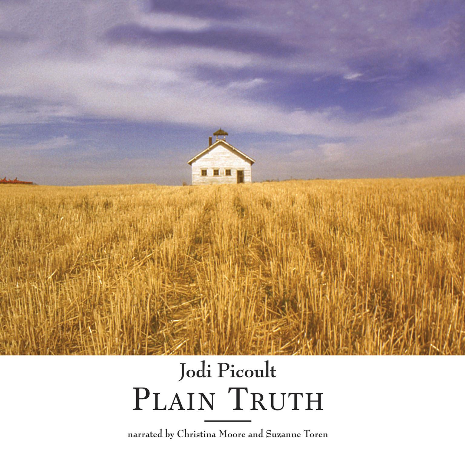 Printable Plain Truth Audiobook Cover Art