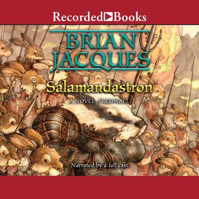 Salamandastron Audiobook, by Brian Jacques
