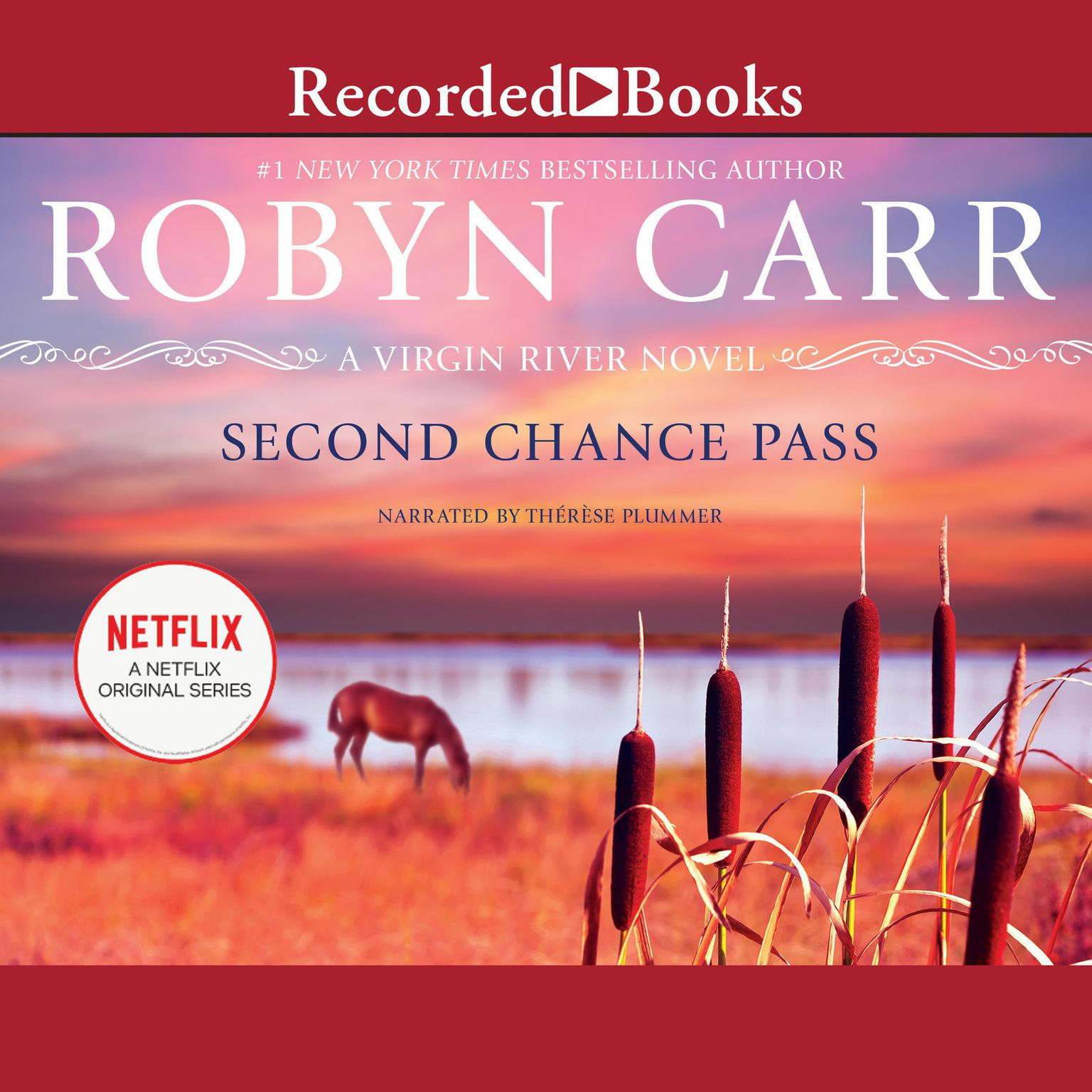 Printable Second Chance Pass Audiobook Cover Art
